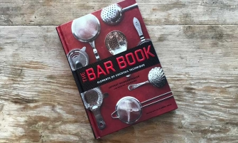 The Bar Book by Jeffery Morgenthaler