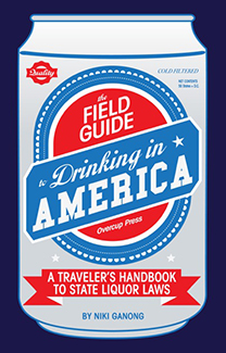The Field Guide to Drinking in America Cover