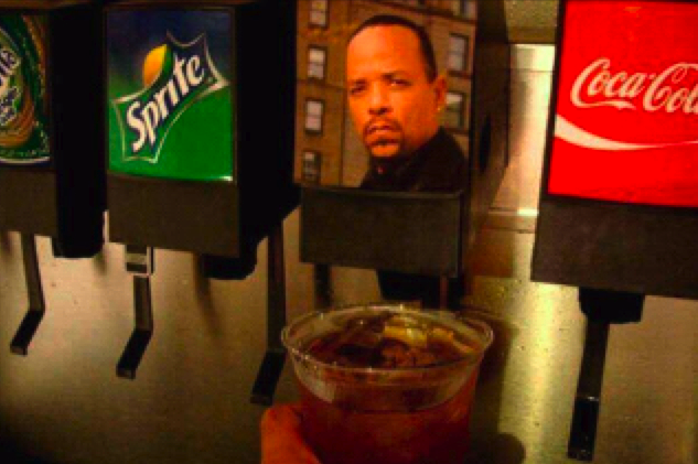 Ice T is not Iced Tea