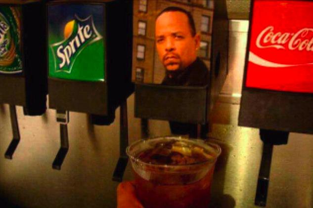Ice T is not Iced Tea