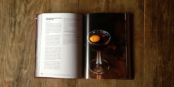 The Bar Book Cocktail