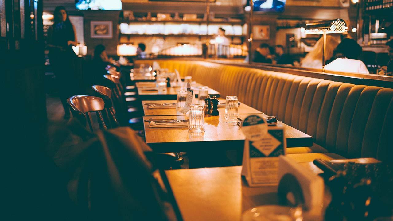 restaurant lingo